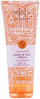 Крем для рук і нігтів Mades Cosmetics Врода Амазонки ніжні пальчики + міцні нігті 100 мл (8714462094768)