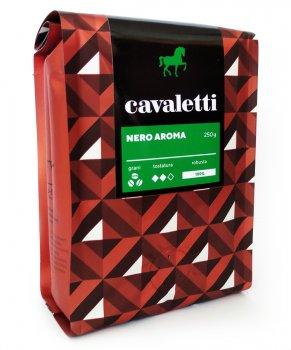 Преміальний кави в зернах Aroma Nero, (100% робуста) 250 г