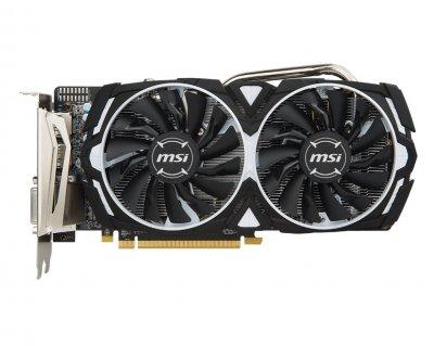 Видеокарта AMD Radeon RX 570 4GB GDDR5 Armor MSI (Radeon RX 570 ARMOR 4G)