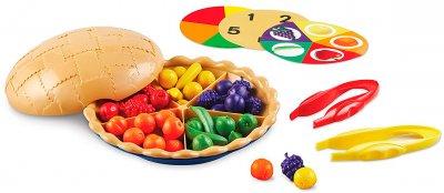Навчальний ігровий набір-сортер Learning Resources Ягідний пиріг (LER6216) (6900006496309)