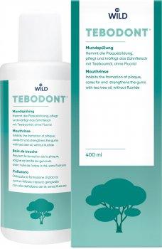 Ополаскиватель для полости рта Dr. Wild Tebodont с маслом чайного дерева без фторида 400 мл (7611841347006/7611841701655) (11.3476)