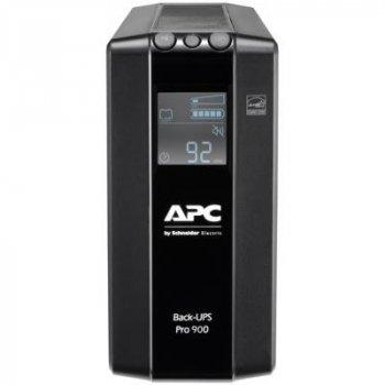 Источник бесперебойного питания APC Back-UPS Pro BR 900VA, LCD (BR900MI)