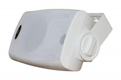 """Настенная двухполосная акустическая система DV audio 4""""+1"""" 20W 100V IP65 OUTDOOR белый (PB-4.2T-IP-White)"""
