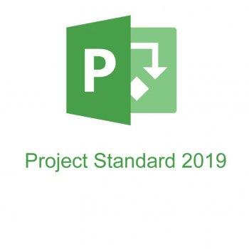 Офісна програма Microsoft Project 2019 стандартний 1 ПК (електронний ключ, всі мови) (076-05785)