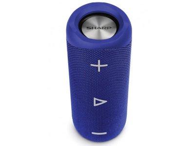 Портативна акустика Sharp GX-BT280 Blue (GX-BT280(BL))