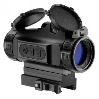 Приціл приціл Barska AR-X Red Dot 1x30 HQ (Weaver/Picatinny)