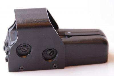 Приціл коліматорний SHAN 22x33; 137mm; 425g. Red Dot