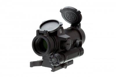 Приціл коліматорний Sig Optics Romeo 7 1x30mm сітка 2MOA Red Dot на планку Picatinny