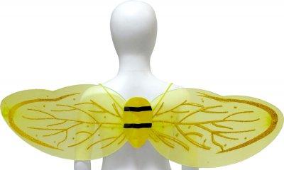 Крылья Seta Decor 17-282-1 Пчелка Желто-черные (2000045323018)