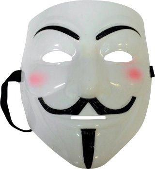Маска Seta Decor 122-112WT Vendetta Белая (2000038417014)