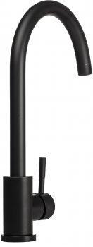 Кухонний змішувач GLOBUS LUX Alpen SUS-203S-BB
