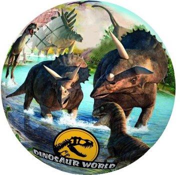 М'яч Star Динозаври 23 см (5202522129619)