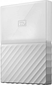 Жорсткий диск Western Digital My Passport 4TB WDBYFT0040BWT-EEEX 2.5 USB 3.0 External White