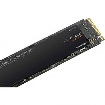 Накопичувач SSD M. 2 2280 250GB Western Digital (WDS250G3X0C)