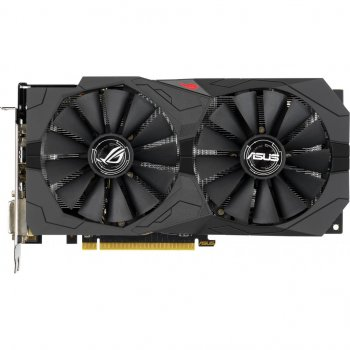 Відеокарта ASUS Radeon RX 570 8192Mb ROG STRIX GAMING OC (ROG-STRIX-RX570-O8G-GAMING)