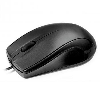 REAL-EL RM-250 USB+PS/2, black (RM-250 USB+PS/2, black)