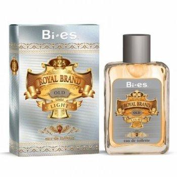 Мужская парфюмерия Туалетная вода Bi-Es Royal Brand Light Edt 100 мл (5906513002522)