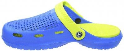 Сабо FX shoes 14023 Синие