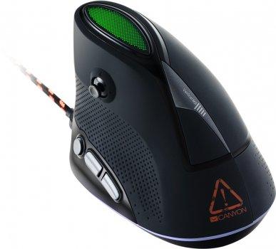Мышь Canyon Emisat USB ( CND-SGM14RGB)