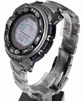 Чоловічі годинники CASIO PRW-2500T-7ER