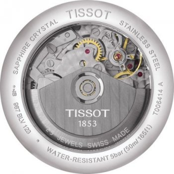 Чоловічі годинники TISSOT T006.414.11.053.00