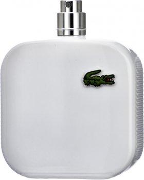 Тестер Туалетная вода для мужчин Lacoste Eau de Lacoste L.12.12 Blanc 100 мл (737052413129)