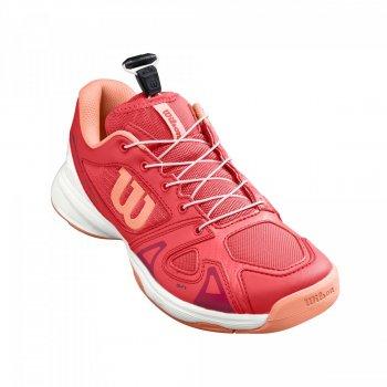 Кросівки Wilson RUSH PRO QL PEACH/WH персиковий WRS326250E