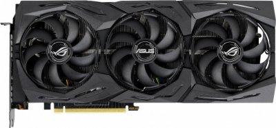 Видеокарта Asus PCI-Ex GeForce RTX 2080 Super ROG Strix Gaming 8GB GDDR6 (256bit) (1650/15500) (1 x USB Type-C, 2 x HDMI, 2 x DisplayPort) (ROG-STRIX-RTX2080S-A8G-GAMING)