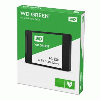 """SSD накопичувач 2,5"""" 480GB WD Green (WDS480G2G0A)"""