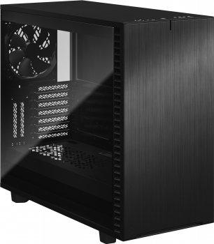 Корпус Fractal Design Define 7 Dark Tempered Glass Black (FD-C-DEF7A-03)