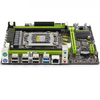 Материнська плата Atermiter X79G USB3 (s2011, Intel X79, PCI-Ex16)