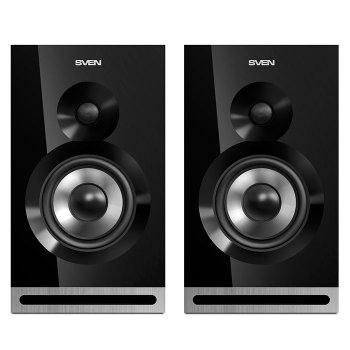 Акустична система ( колонки ) SVEN SPS-705 (black)2x20 Вт, Bluetooth (15252)