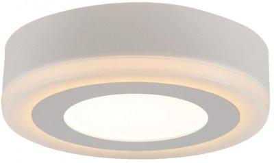 Бра Arte Lamp A7809PL-2WH 6W 3000/4000K (A7809PL-2WH)