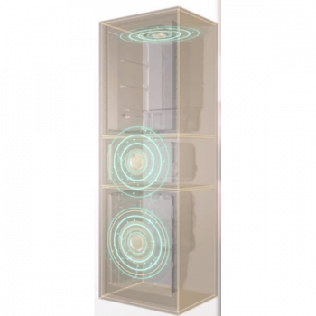 Поглотитель запаха для холодильника Viomi Microbacteria Sterilization Deodorant Filter Silver