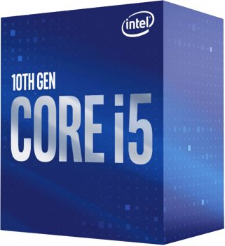 Процесор Intel Core i5-10600 3.3GHz / 12MB (BX8070110600) s1200 BOX