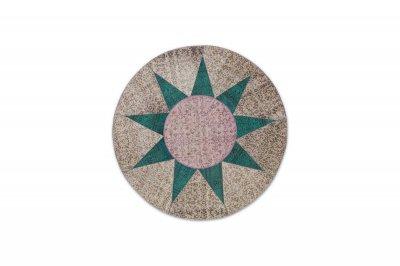 Килим Sitap emerald Star (81152) (Ø240 див.)