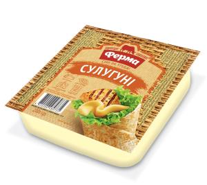 Сир м'який Ферма Сулугуні 45% 200г