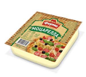 Сир м'який Ферма Моцарелла 45% Ферма 200г