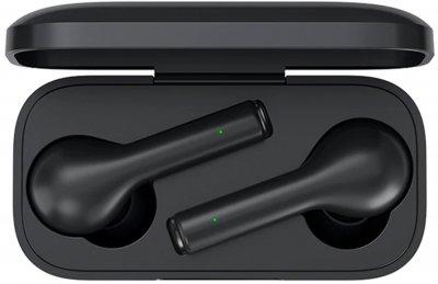 Навушники QCY T5S TWS Black (6957141405659)