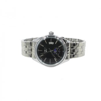 Часы мужские SWIDU SWI-028 Silver + Black