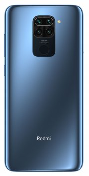 Мобильный телефон Xiaomi Redmi Note 9 4/128GB Midnight Grey