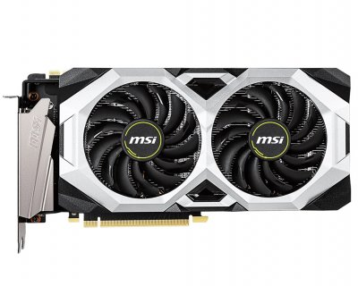 Відеокарта GF RTX 2070 Super 8GB GDDR6 Ventus GP MSI OC (GeForce RTX 2070 Super Ventus GP OC)