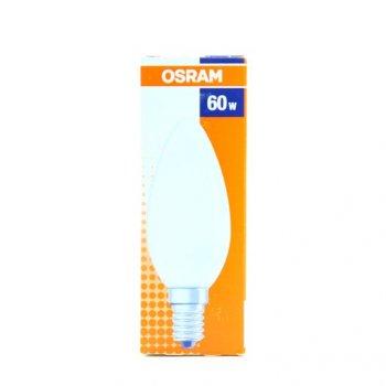 Лампа розжарювання OSRAM Клас У 60W E14 матова (10133515)