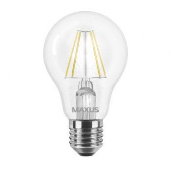 Лампа Maxus LED A60 FM 8W 3000K 220V E27 (11743025)