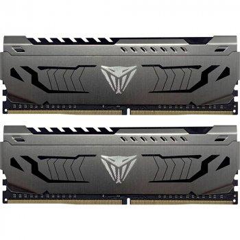 Оперативна пам'ять Patriot Viper DDR4 Steel 16GB 3733 MHz CL17 (Kit of 2x8192) DIMM (PVS416G373C7K)