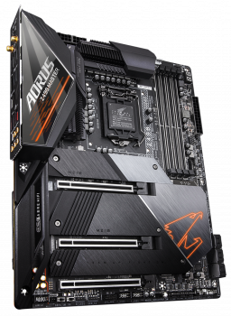 Материнська плата Gigabyte Z490 Aorus Master (s1200, Intel Z490, PCI-Ex16)