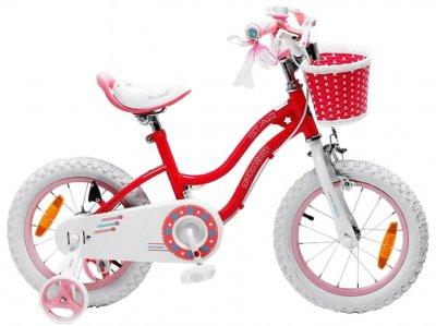 """Детский велосипед RoyalBaby Star Girl 16"""" Розовый (04213)"""