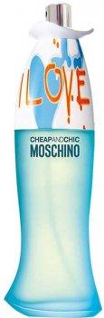 Тестер Туалетная вода для женщин Moschino I Love Love 100 мл (8011003993642)