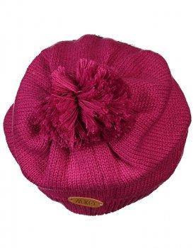 Демисезонная шапка Maximo 83573-857100 51 см Малиновая (4060109113540)