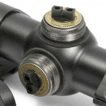 Приціл оптичний Barska Plinker-22 4x32 (30/30)